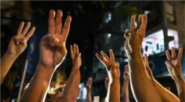 5月2日(日)12:00からミャンマー民主化支援の大規模集会・デモを行います